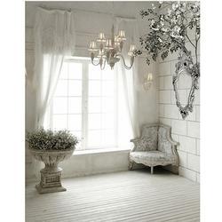 Indoor Window Sofa Photography Backdrop Studio Prop