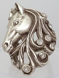 Pony Divine Horse Ring, Size 7