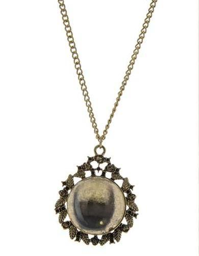 Cling to Hope Mustard Seed Necklace