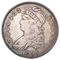1807 Capped Bust Half Dollar - Circulated