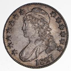 1827 Capped Bust Half Dollar - Uncirculated