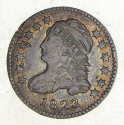 1823/2 Capped Bust Dime