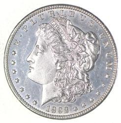 1892-CC Morgan Silver Dollar