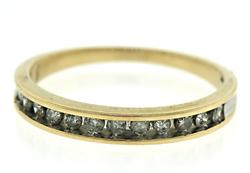 Classic Channel Set Diamond Band