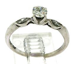 Classic Marquise Diamond Ring
