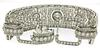 Masterpiece Chiarezza Vintage Style Diamond Bracelet