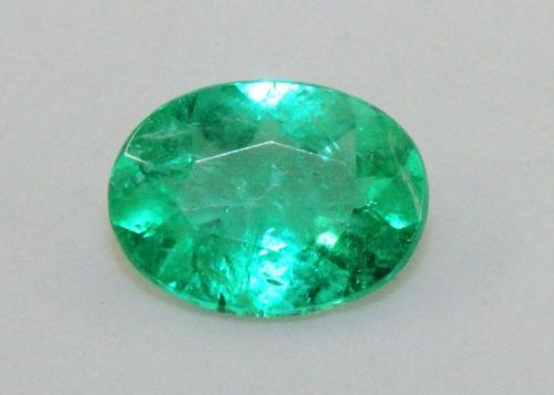 Fetching Natural Emerald - 0.73 ct.