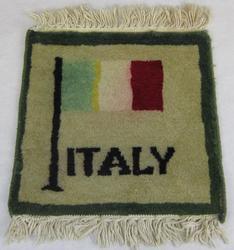 handmade Wool Pile Rug