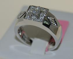 Men's Multi Diamond Ring