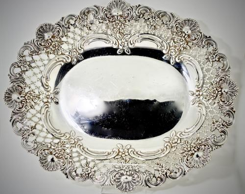 Gorgeous Vintage Tiffany Sterling Bowl