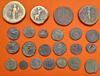 Great lot of 24 assorted Roman Bronzes, 2nd-4th Century