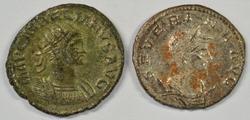 Nice Aurelian & Severina Roman Antoninianus, 270-275 AD