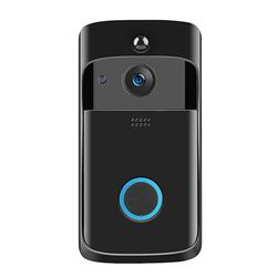 Wireless Doorbell Camera 2-way Audio Home Security