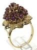 Amazing Thai Princess Ruby Ring