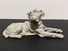 Man's best friend Marble Mastiff Figurine