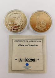 History of America Uncirculated $5 Coins