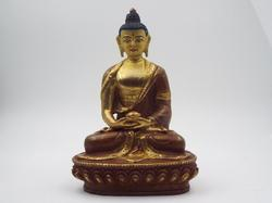 Tibet Shakyamuni Medicine Buddha Statue Buddhist art