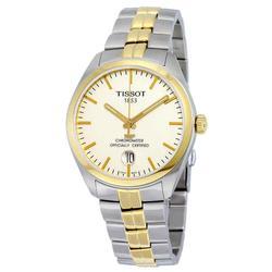 New Mens Tissot Chronometer, Sapphire, Swiss-Made
