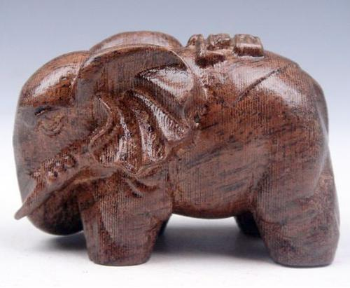 Carved Mahogany Hard Wood Sculpture