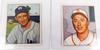 4 Bowman 1950 Baseball Cards