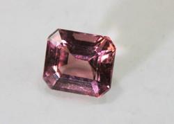 Deep Pink Natural Tourmaline - 2.15 cts.