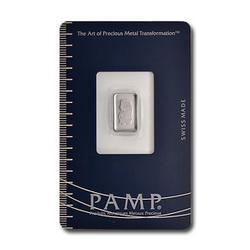 Pamp Suisse 1 Gram Platinum Bar