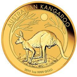 2019 1oz Australia Gold Kangaroo