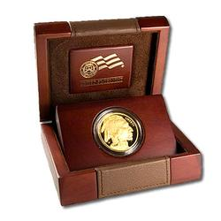 Proof Buffalo Gold Coin One Ounce 2009-W