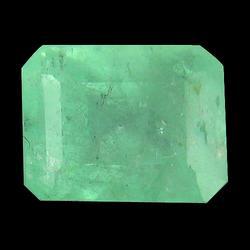 Captivating 1.56ct unheated Emerald