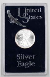 1997 BU United States Silver Eagle