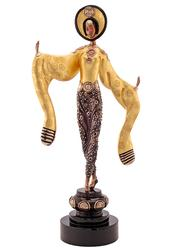 Erte Bronze 'Willow Tree'
