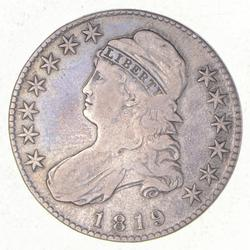 1819 Capped Bust Half Dollar - O-113