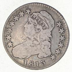 1813 Capped Bust Half Dollar - O-107