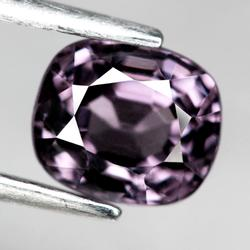 Ravishing VS clarity 1.56ct silver violet Spinel
