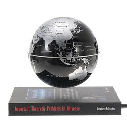 6in Rotatable Magnetic Levitation Globe Floating Earth