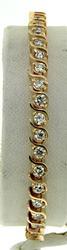 Gorgeous Diamond Tennis Bracelet
