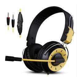 Professional Gaming Stereo Headset Headphone w/ Mic