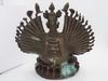 Spectacular Antique 1000 Arm Tibetan Buddha Statue COA
