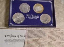Silver Dollar Collection