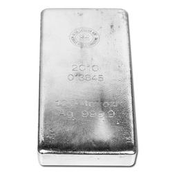 Royal Canadian Mint RCM Silver Bar 100oz