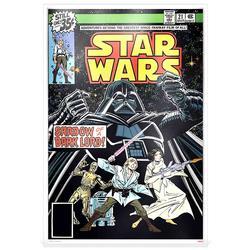 2019 35 gram Silver Foil Star Wars Comics #21