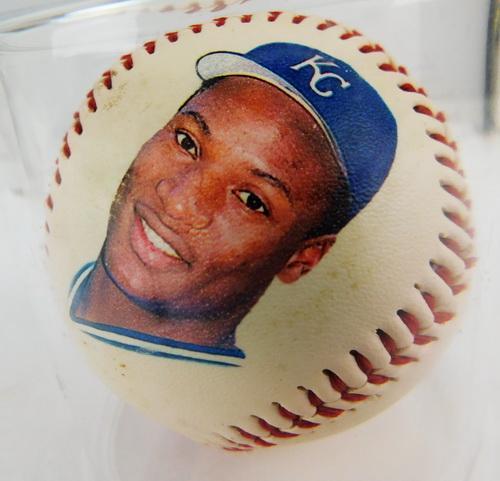 Bo Jackson, Royals 1990 Foto-Ball