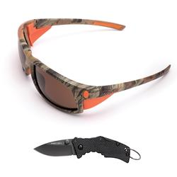 Cold Steel Battle Shades Mark I -Camo Includes Free Knife