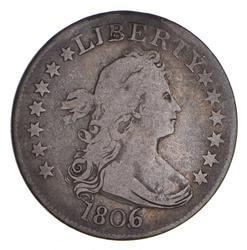 1806 Draped Bust Quarter - Circulated