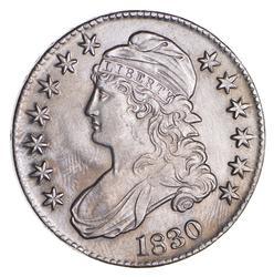 1830 Capped Bust Half Dollar - Choice