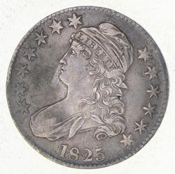 1825 Capped Bust Half Dollar - O-116
