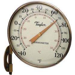 Taylor Precision Products Heritage Collection Dial Thermometer