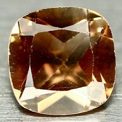 Glittering 2.37ct champagne Imperial Topaz