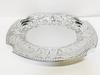Wilton Armetale Silver Plated Large Oval Tray