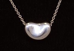 Tiffany & Co. Silver Chain & Pendant